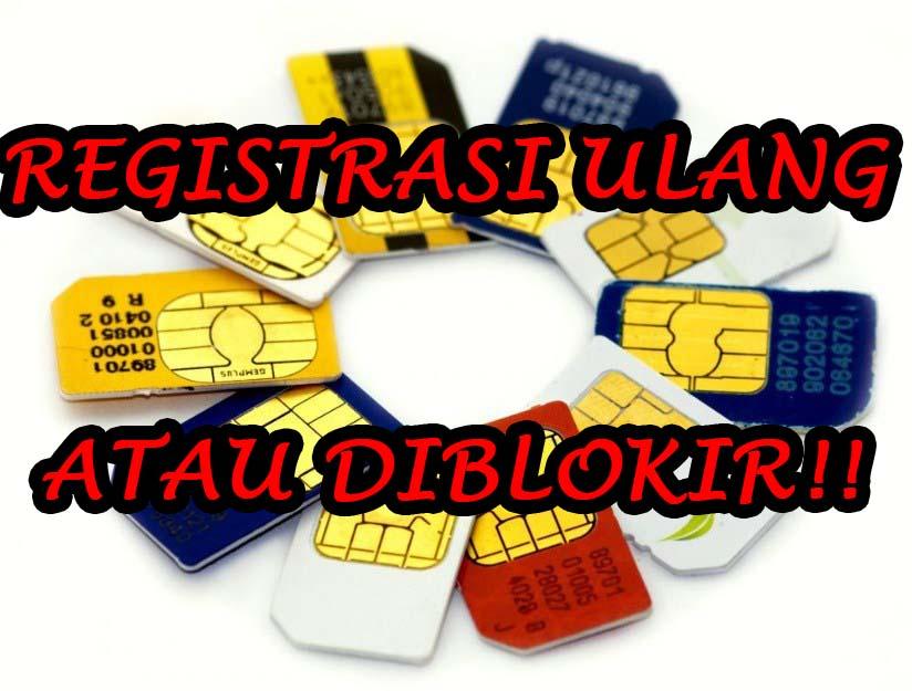 Cara Registrasi Kartu Dengan Nik Ktp Dan Kk Kartu Xl Indosat