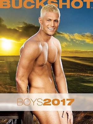 Colt Buckshot Boys 2017 Calendar Gayrado Online Shop