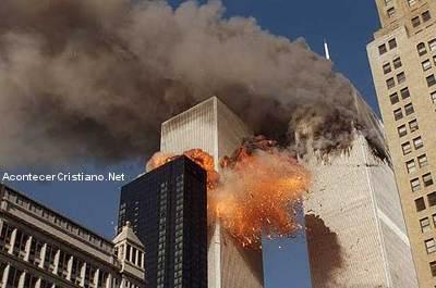 Atentado de Torres Gemelas el 11 de septiembre