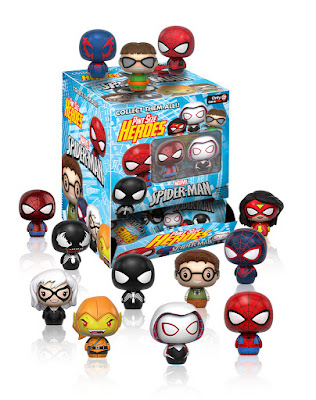 GameStop Exclusive Spider-Man Pint Size Heroes Marvel Blind Bag Series by Funko