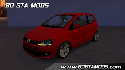 Mod Carro VW FOX 2012 2 Portas para GTA San Andreas