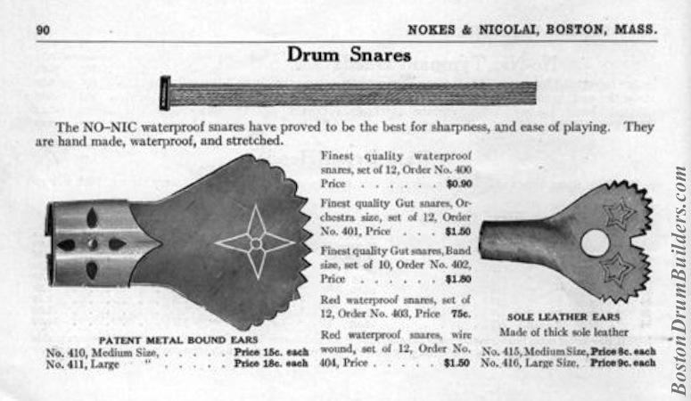 Nokes & Nicolai Catalog No. 6, ca. 1918