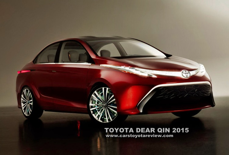 2015 Toyota Dear Qin Sedan Review