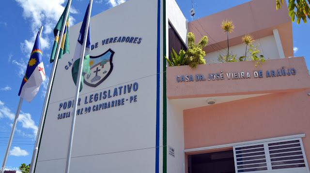 Resultado de imagem para camara municipal de santa cruz do capibaribe