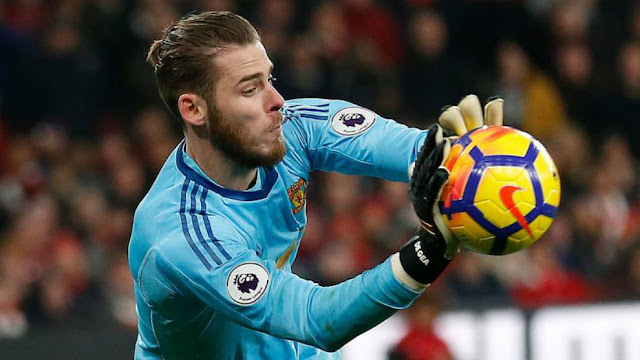 De Gea set to become highest paid goalkeeper in the world