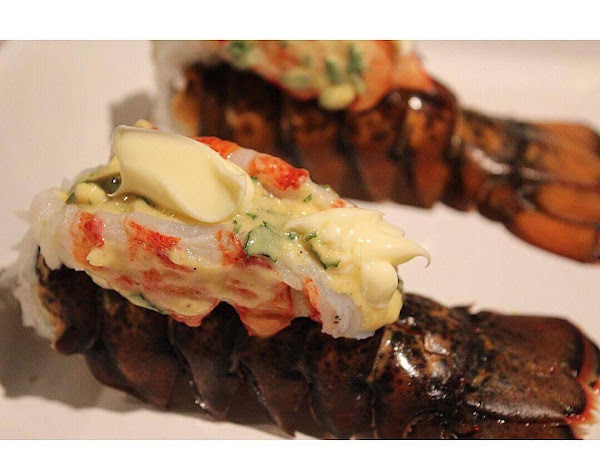 What I Ate | Lobster tails and Tomato Langoustine