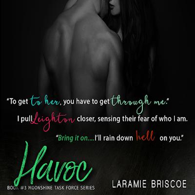 Releaseboost Havoc Moonshine Task Force 3 By Laramie Briscoe