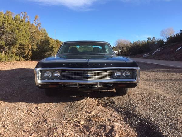 1969 Impala 396 Big Block
