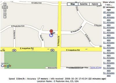 Find anyone using cydia GPS tracking spy