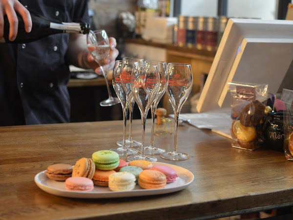 Macaron Class at La Barantine, Bruntsfield Place