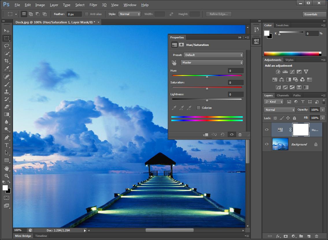 تحميل برنامج الفوتوشوب Photoshop احدث اصدار عالم الكمبيوتر
