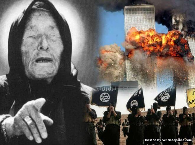 'Nostradamus Balkan' Ramal China Kuasa Dunia 2018