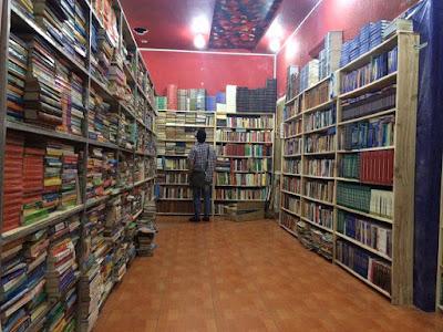 Thu mua sách cũ
