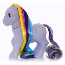 My Little Pony Ringlets Year Six Brush n