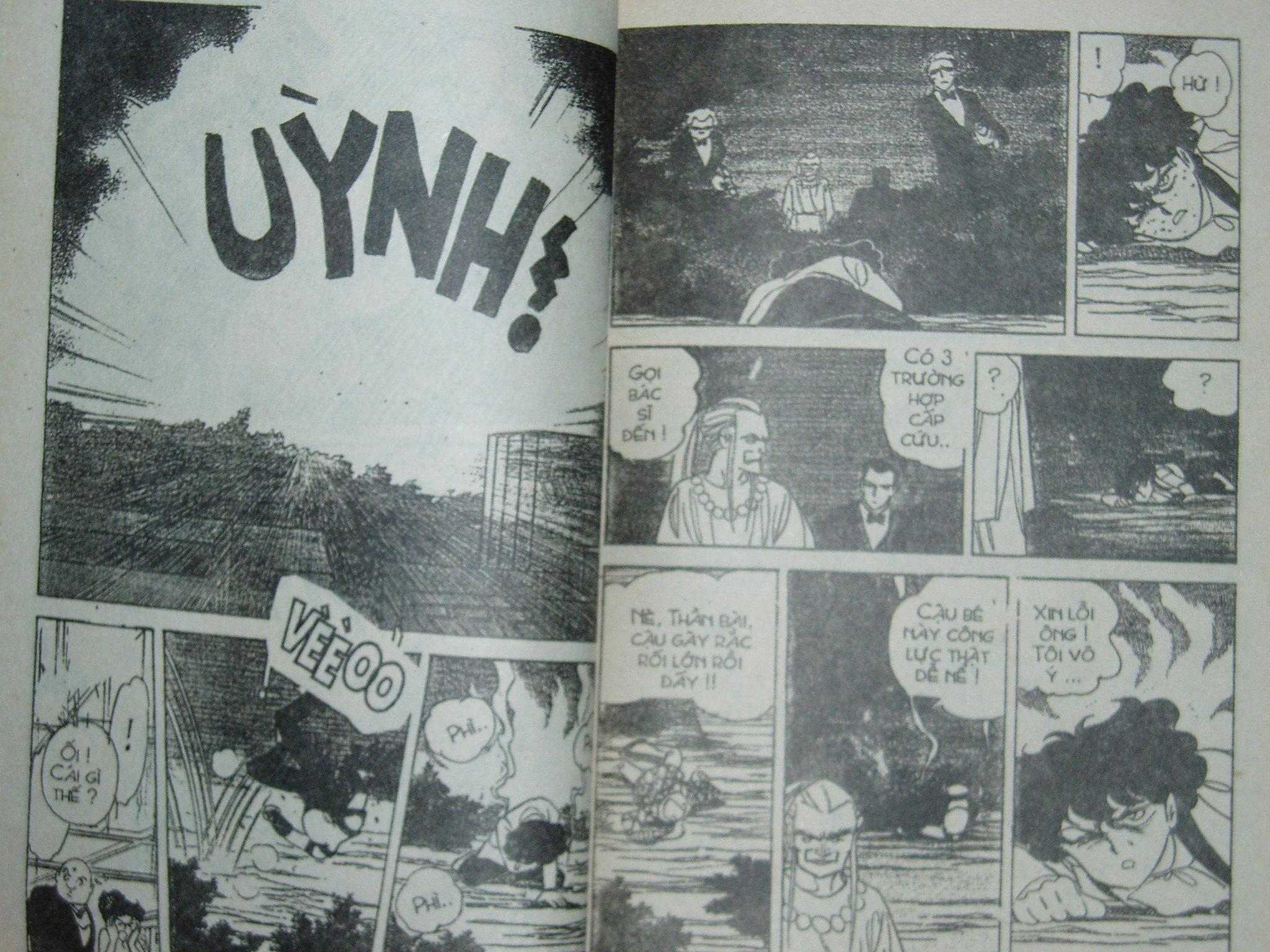 Siêu nhân Locke vol 14 trang 32
