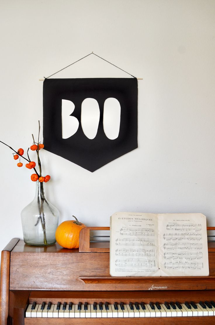 20 simple & stylish Halloween ideas