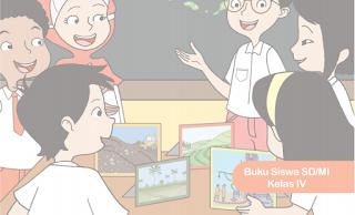 Buku Guru dan Buku Siswa Kelas 4 K13 Revisi Des 2017