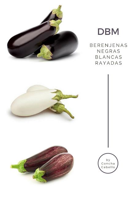 berejenas-negras-blancas-rayadas
