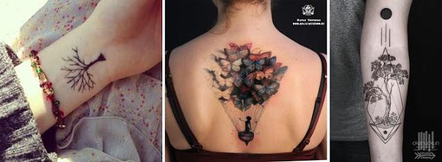tatuagens inspiração