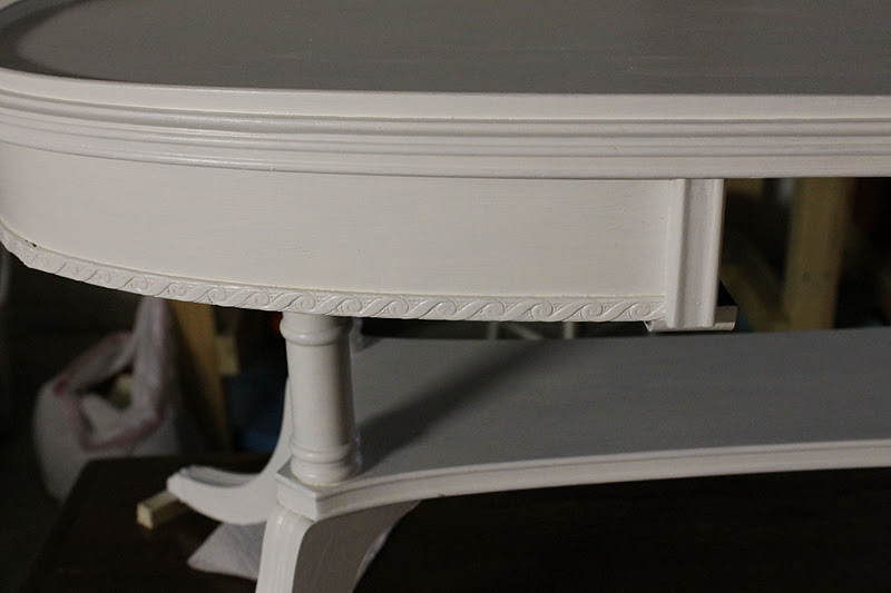 Vanhook Co Coffee Table Before And