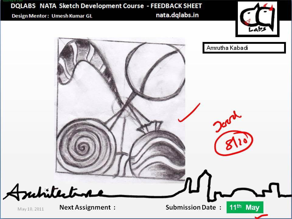 DQLABS Students Work Documentation: Amrutha Kabadi, Bangalore