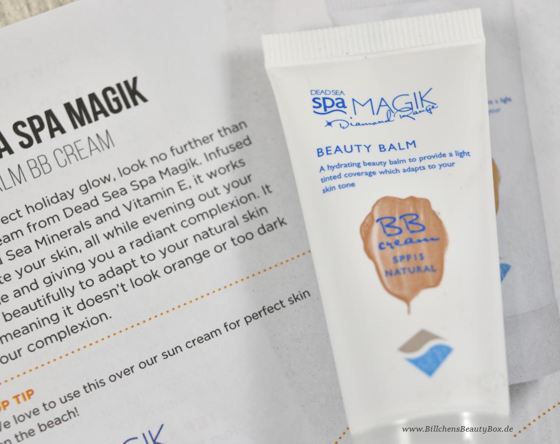 Lookfantastic Beauty Box - Dead Sea Spa Magik