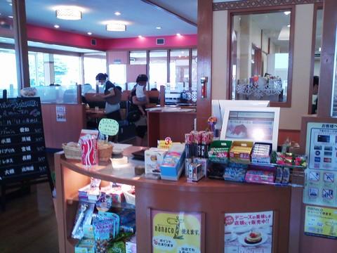 店内1 デニーズ小牧店