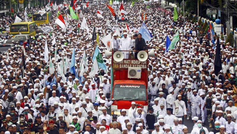 Aksi Bela Islam I, 14 Oktober 2016