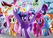 My Little Pony La Pelicula Crea Ponis