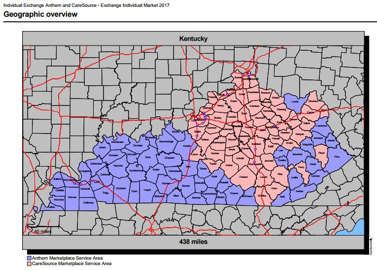 Kentucky Health News: Each Kentucky county has only one ...