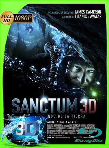 Sanctum, Viaje al Fondo de la Tierra (2011) 3D SBS1080pLatino [GoogleDrive] SilvestreHD