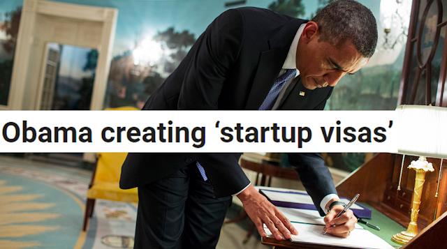 startup visa obama america immigrant entrepreneur