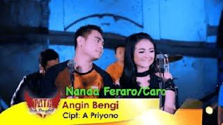 Lirik Lagu Angin Bengi (Dan Artinya) - Nanda Feraro ft Caroline