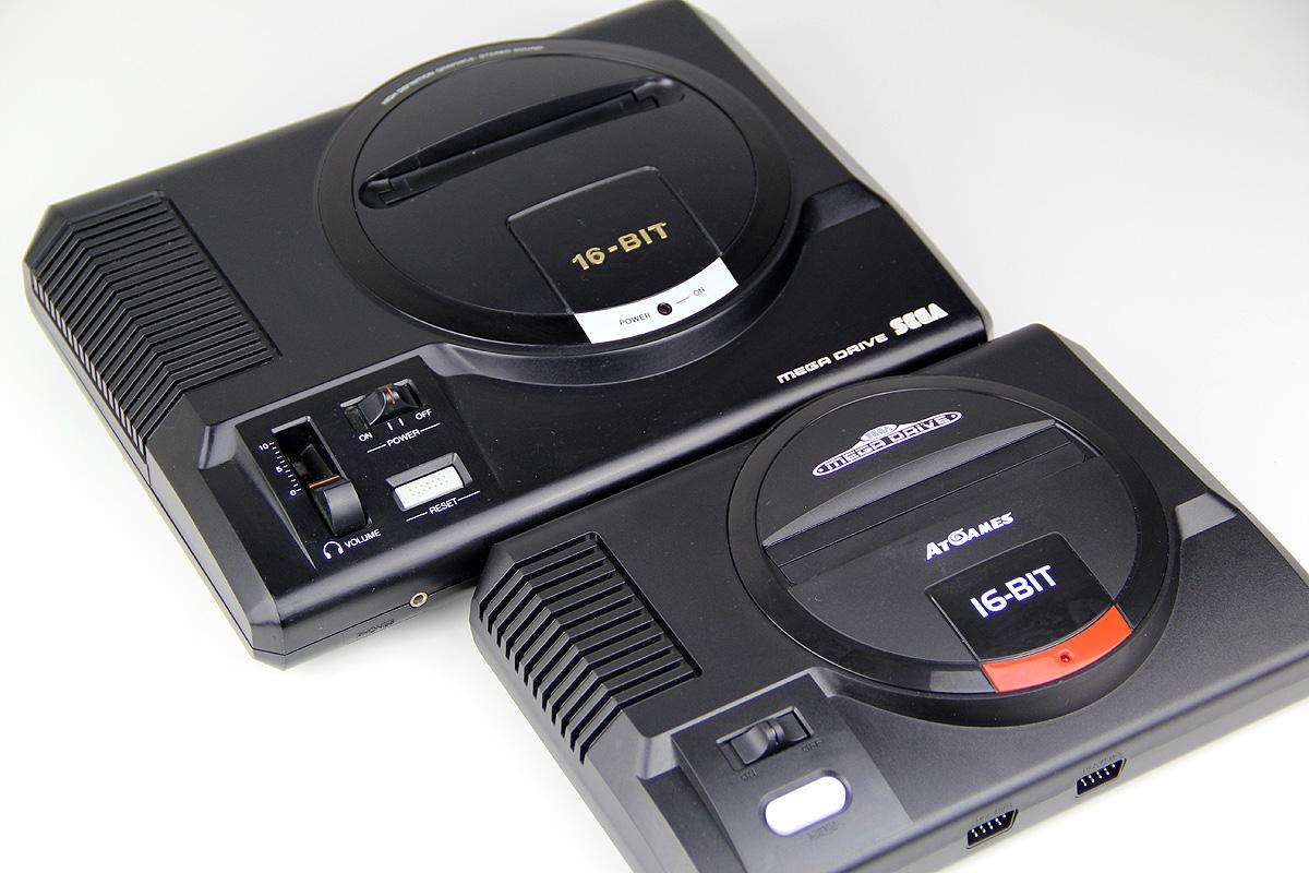SEGAMANIACOS - Tu blog sobre SEGA: Mega Drive Flashback HD