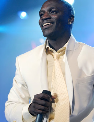 Akon Debunks Death Rumour. 1