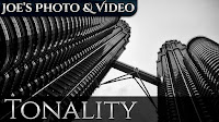 Petronas Towers - Black & White Architecture Retouching | Tonality Tutorial