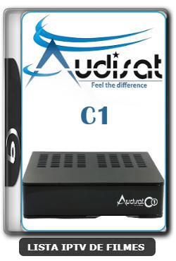 Audisat C1 Nova Atualização Correção do YouTube V1.2.87 - 01-03-2020