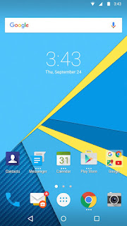 Blackberry Launcher v1.1.2.6350 APK - Tema BB Keren di Android