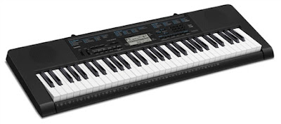 So sánh đàn organ Casio CTK-2400 với đàn đàn organ Casio CTK-2300