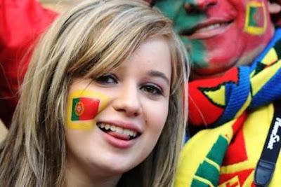 Mulheres bonitas Portugal