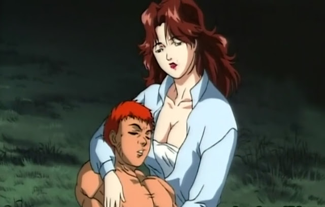 Baki The Grappler Episode 15 Subtitle Indonesia