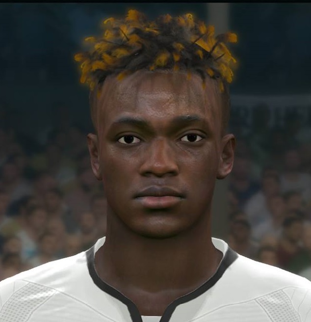 Pes 2017 L Moura Face By Sameh Momen: PES 2017 Faces Tammy Abraham By Sameh Momen