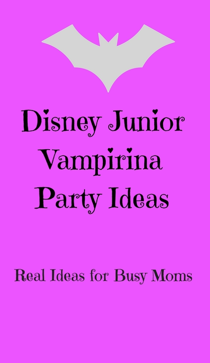 Disney Junior Vampirina Party Ideas