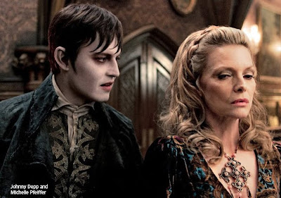 Dark Shadows Filmi