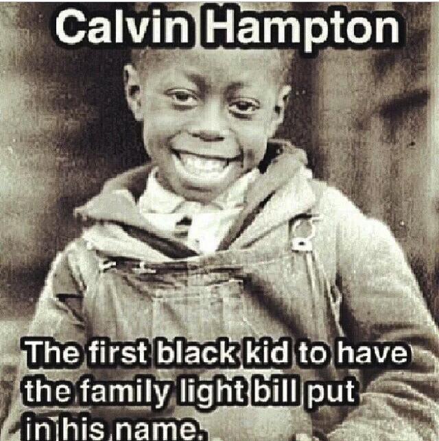 Memes Black Famous History