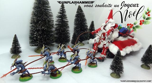 Gunplarhammer vous souhaite un Joyeux Noël 2017