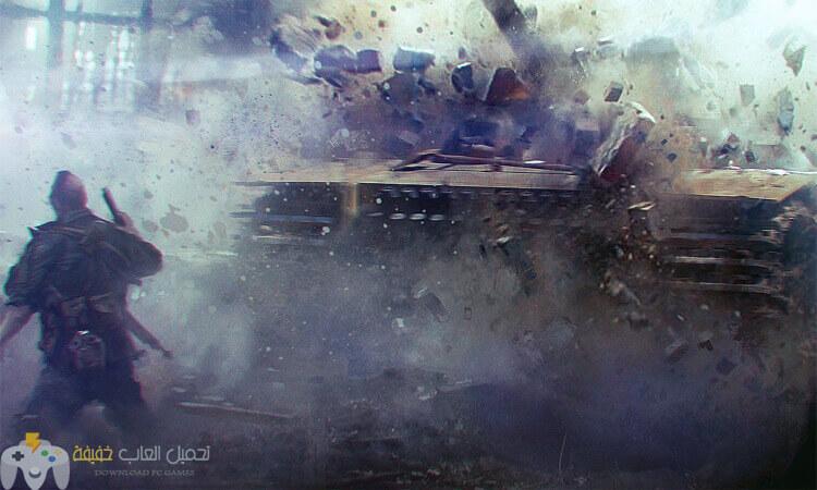تحميل لعبة Battlefield V للكمبيوتر مضغوطه
