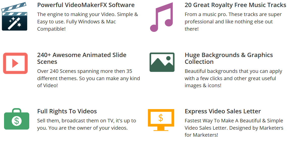 Download Video Maker FX Software