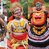 Thirayattam represents Kerala in the Second International Ethnic Folklore Festival 2016