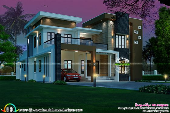 Contemporary 5 bedroom 3727 sq-ft
